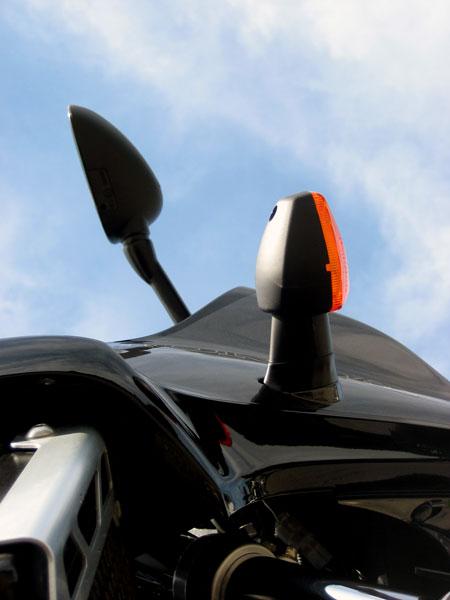 風とバイク